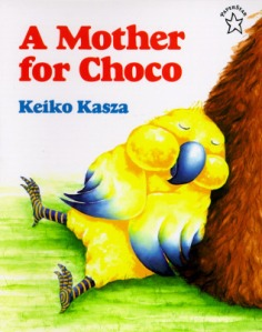 cover for A mother for choco