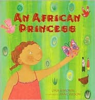 cover for An African Princess by Lyra Edmonds