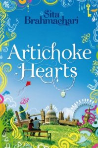 cover for Artichoke Hearts by Sita Bhramachari