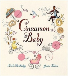 cover for Cinnamon Baby