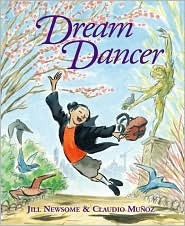 cover for dream dancer