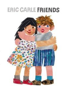 Cover for Eric Carle's Friends