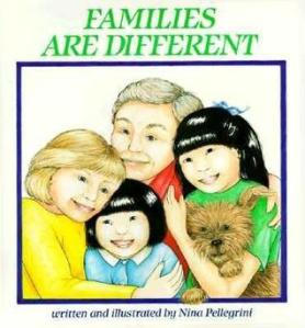 cover for Families Are Different