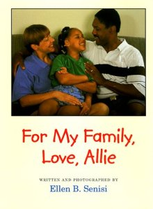 cover for For My Family, Love, Allie2