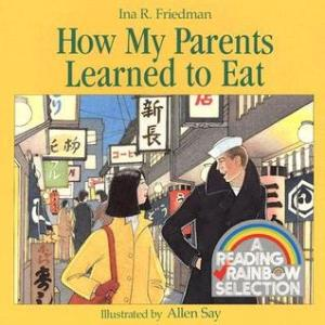 cover for How My Parents Learned to Eat