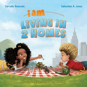 cover for I am Living in 2 Homes