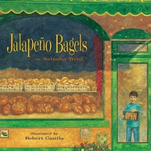 cover for Jalapeno Bagels