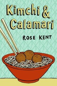 cover for Kimchi and Calamari
