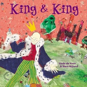 cover for King and King