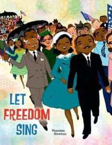 cover for Let Freedom Sing