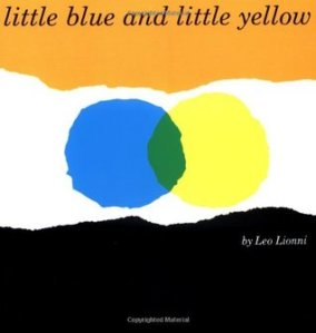 cover for little blue and little yellow
