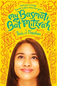 cover for My Basmati Bat Mitzvah