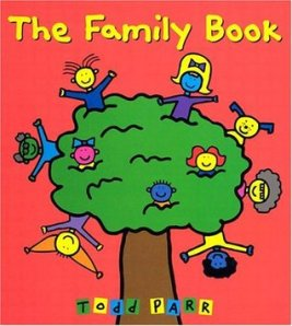 cover for The Family Book by Todd Parr