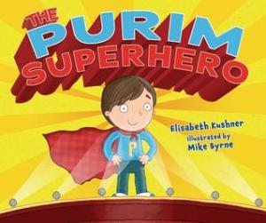 cover for The Purim Superhero