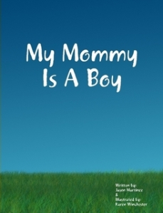 cover my mommy is a boy