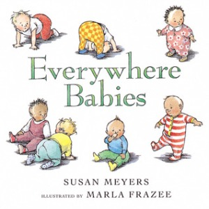 cover of Everywhere Babies