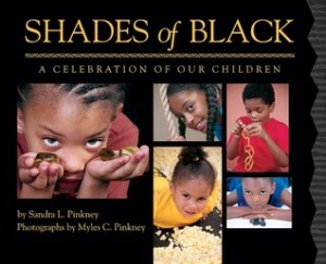 cover of Shades of Black