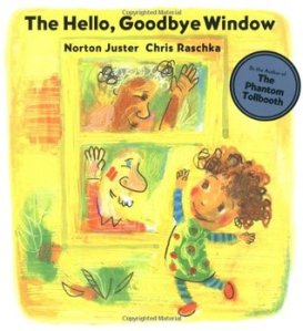 Cover The Hello, Goodbye Window