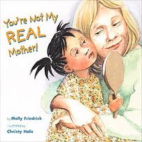 Cover You're Not my real mother