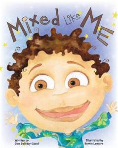 Mixed Like Me book cover