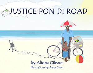 cover for Justice Pon di road