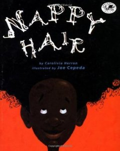 cover for Nappy Hair by Carolivia Herron