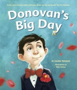 cover Donovan's Big Day
