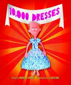 cover for 10,000 Dresses