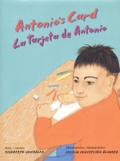 Cover for Antonio's Card la Tarjeta de Antonio