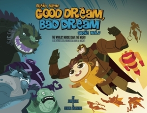 cover for God Dream Bad Dream
