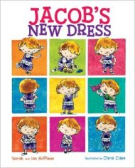 cover for Jacob's New Dress