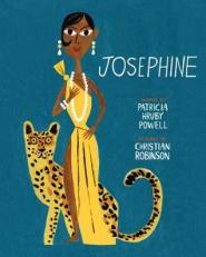cover for Josephine by Patricia Hruby Powell