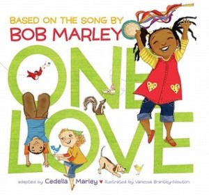 cover for One Love Cedella and Bob Marley