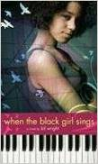 cover for When a Black Girl Sings