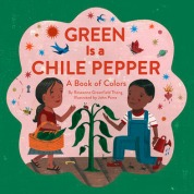 cover green is a chile pepper