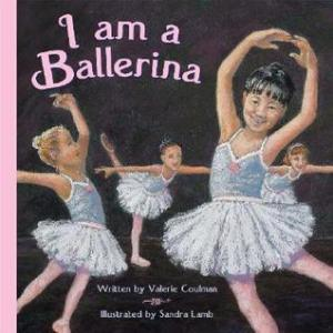 cover I am a Ballerina