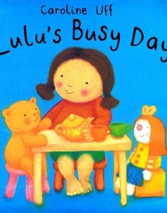 Cover Lulu's busy day