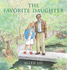 cover The Favorite Daughter