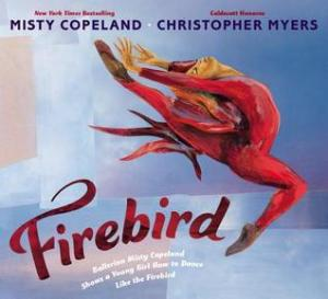 Firebird by Misty Copeland cover