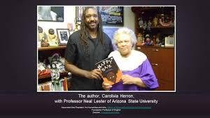 photo of Carolivia Herron, Neal Lester, Nappy Hair
