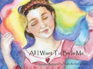 cover for All I want to Be is Me