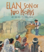 cover Elan son of two peoples