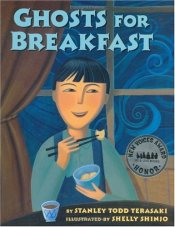 cover for Ghosts for Breakfast