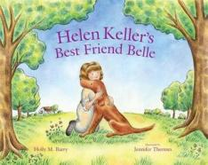 cover Helen Keller's Best Friend Belle