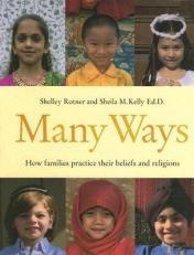cover for Many Ways--How Families Practice Religion
