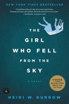 cover for The Girl Who Fell from the sky